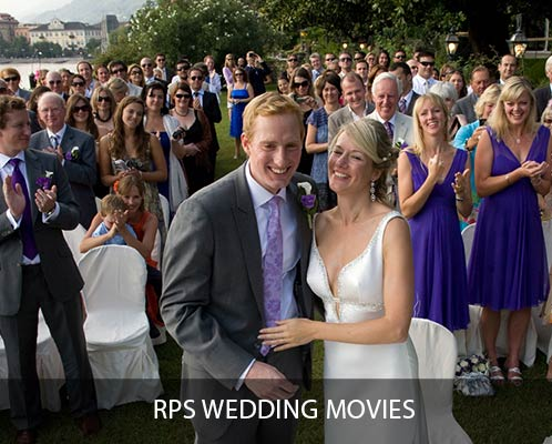 RPS wedding movies in Italy