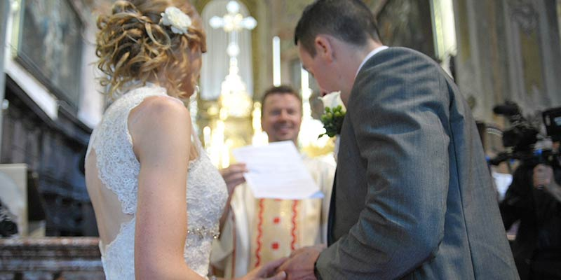 Legal Documents for Weddings on Lake Orta
