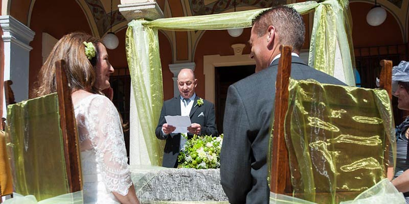 Legal Documents for Weddings on Lake Maggiore