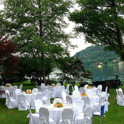 wedding at HOTEL L'APPRODO lake Orta