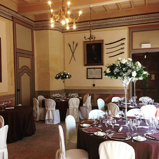 Palazzo Penotti Ubertini wedding reception venue Lake Orta