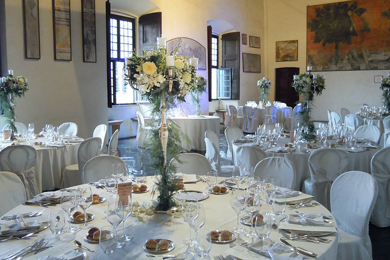 wedding at Rocca di Angera Lake Maggiore
