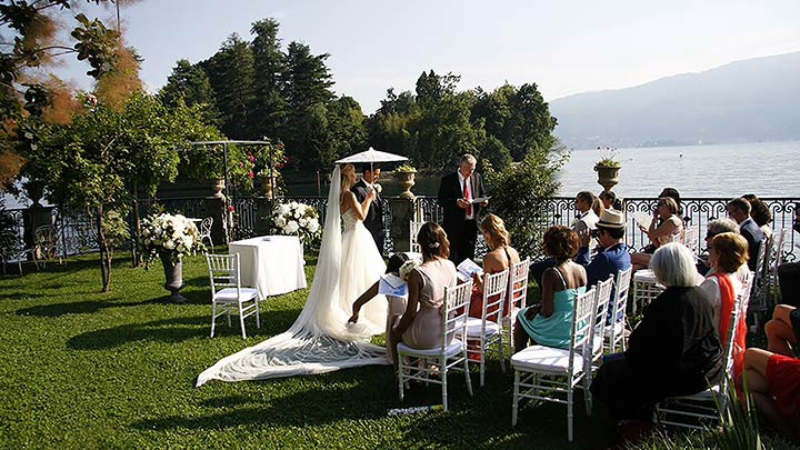 Top Lake Maggiore wedding planners