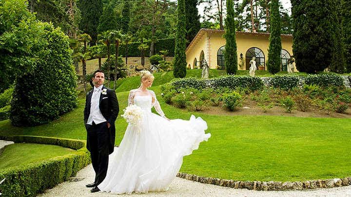 Lake Como Destination Wedding Specialist of the Year