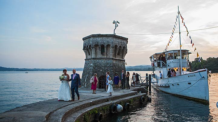 Lake Garda Destination Wedding Specialist of the Year