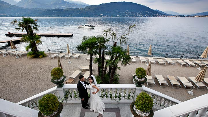 Lake Maggiore Destination Wedding Specialist of the Year