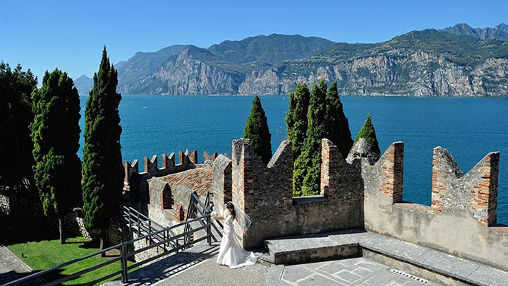 Best Destination Wedding Planner in Malcesine Lake Garda