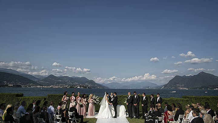 Best Wedding Planner Lake Maggiore Italy