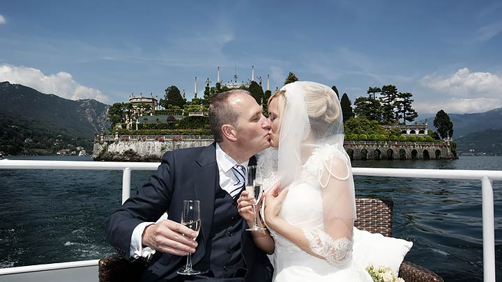 award winning wedding planning Lake Maggiore