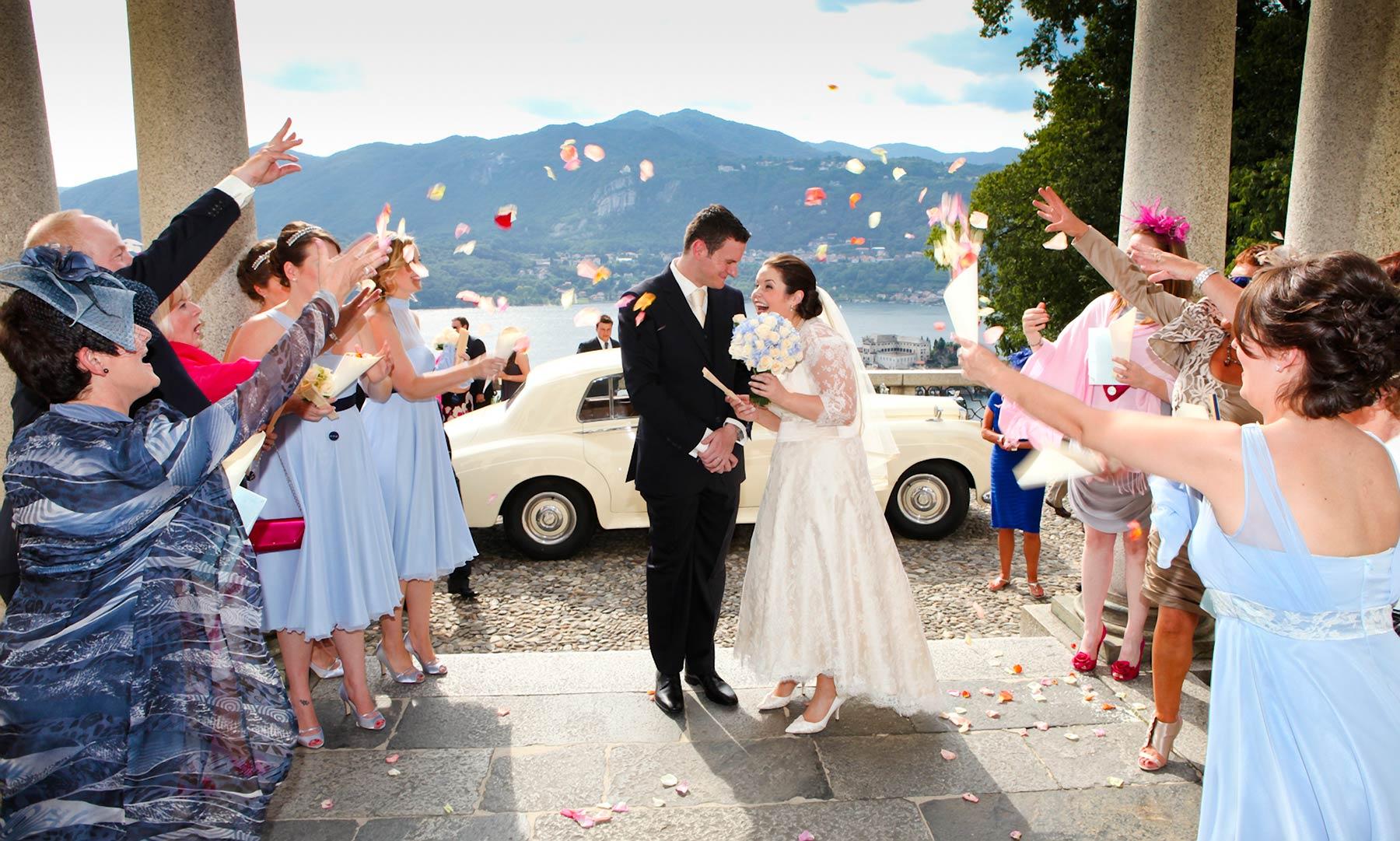 Catholic Wedding Ceremonies In Italy