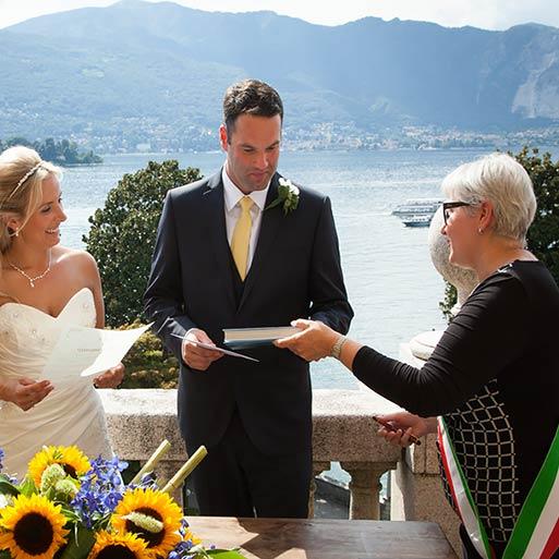 Civil Ceremonies In Italy
